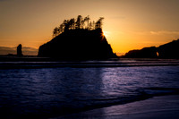 Washington Coast Sunset